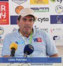 Διευθυντής στην Κυπριακή Ομοσπονδία Πετοσφαίρισης